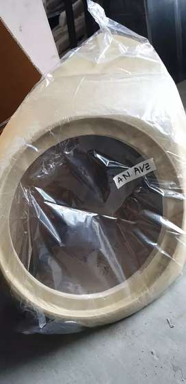 Box Sudut Custom Pojok Alnew Avanza 12inc