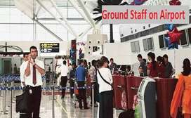 Reputed Airlines Company hiring Ground staff in Airport