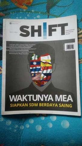 Majalah SHIFT MMXVI