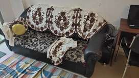 Single 3 seater Sofa