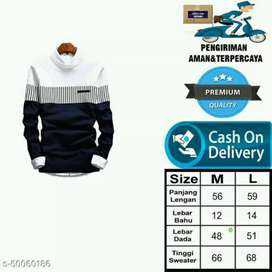 Sweater Rajut Pria Zico