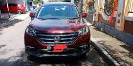 Jual mobil crv 2012 2.0 Jarang pakai tinggal saja di rumah
