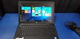 Jual santai Laptop merk HP pembelian 350$ di america