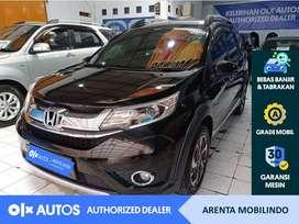 [OLXAutos] Honda BRV 1.5 E Bensin 2016 A/T Hitam #Arenta