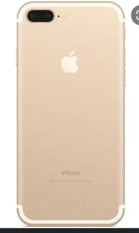 Iphone 7+ best condition 128 gb