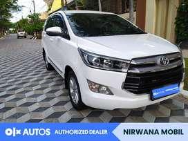 [OLX Autos]  Toyota INNOVA 2019 V 2.5 Diesel A/T Putih #Nirwana Mobil