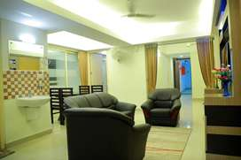 3BHK fully furnished apartment for rent in Kazhakuttom