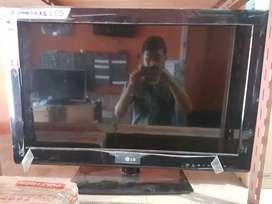 """Tv Led LG 32""""Inci Seken"""