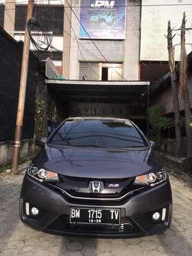 Honda Jazz RS Automatic 2015