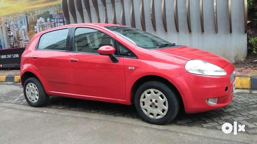 Fiat Punto Emotion 90HP, 2010, Diesel 0