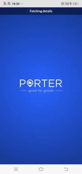 Porter attachment