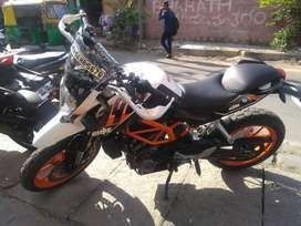KTM Duke 390 2013 Model with Slipper Clutch for sale