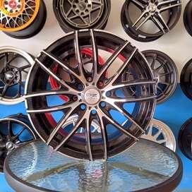 oz racing 15x7 100 114.3 +40 untuk mobil BRIO - XENIA