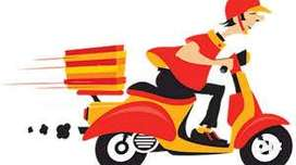 urgently hiring food delivery executives