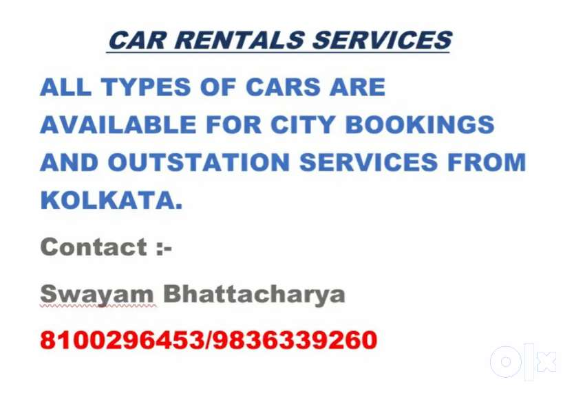 CAR RENTAL AVAILABLE 24*7 0