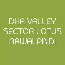 Plot in DHA VALLEY RWP
