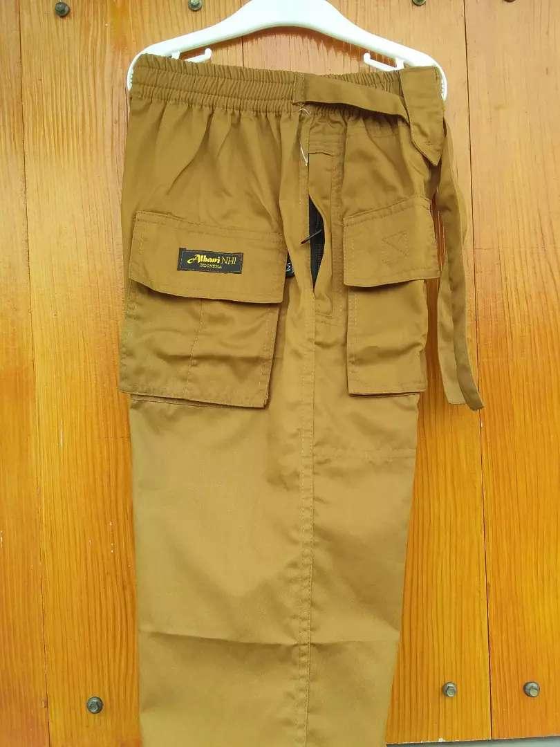 Sirwal Boxer Anak / Celana muslim