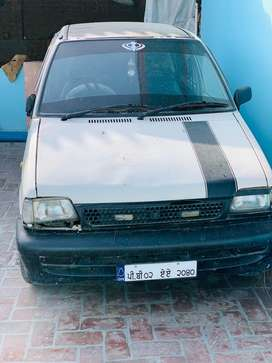 Maruti Suzuki 800 2001 Petrol Good Condition