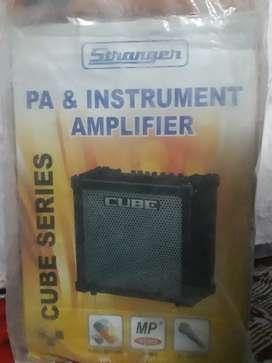 PA & Instrument Amplifier