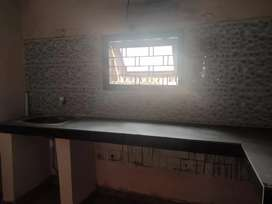 2bhk ground floor for rent behind Down Town Hospital