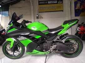 Bali dharma motor/jual Kawasaki ninja SE ABS THN PMK 2013