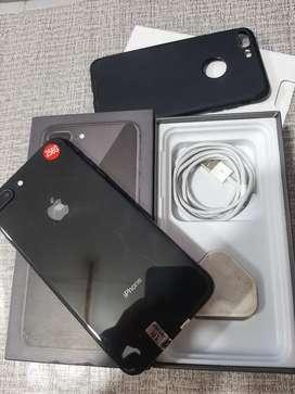 jual iphone 8+ 256gb mulus bisa tt