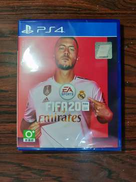 PS4 FIFA 20 Reg 3 BARU/NEW/SEGEL
