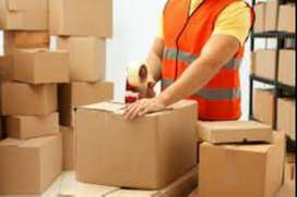 Urgent Hiring Profile For  Packing Executive