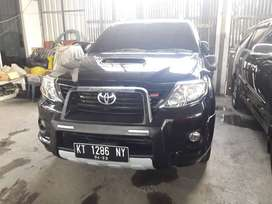 Toyota Fortuner G VNT Turbo Diesel Solar Manual 2.7 cc 4x2 thn 2014