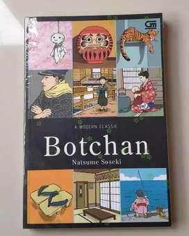 Novel Sastra Jepang Terjemahan Preloved : Botchan by Natsume Soseki