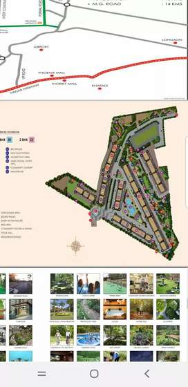 21 Acres Township Inspired by Singapore 50+ Amenities