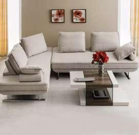 Home center sofa set