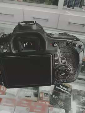 Canon 60D DSLR camera 18 by 55 MM lens
