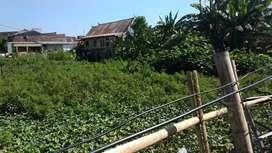 Dijual sebidang tanah 300m2