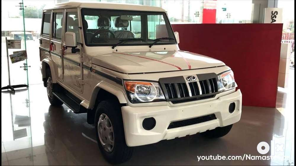 mahindra bolero lx 4wd bs iii for govt only , 2019, diesel