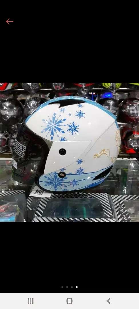 Habiskan sisa stock jual cepat dan murah helm MDS dan BMC 0
