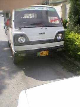 Suzuki ravi pickup in rawalpindi model 1986 urgant sale.