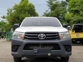 Toyota Hilux 2.5 Pick Up Diesel Pakai 2019, NIK 2018, KM 12rb, Mulus!