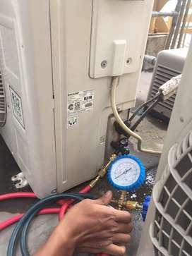Bongkar Pasang / Relokasi AC (Air Conditioner) Wilayah Surabaya