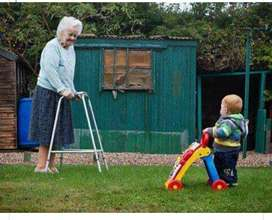 Persewaan stroller dan mainan