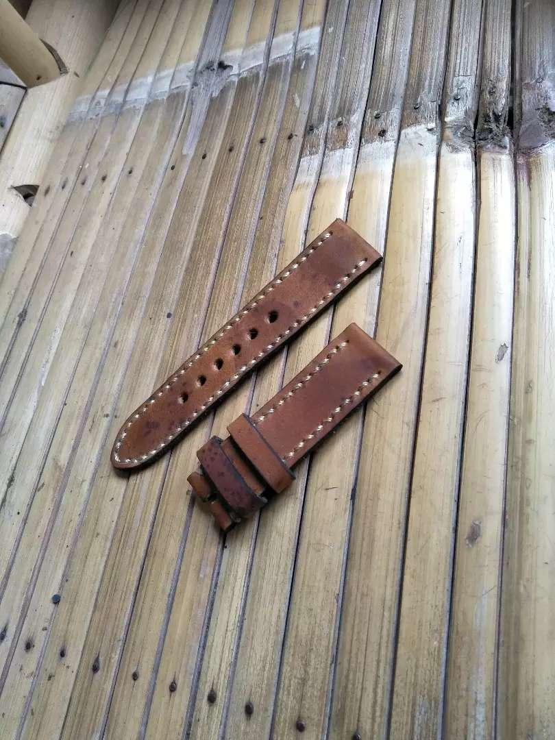 Strap /tali jam tangan kulit crezy horse