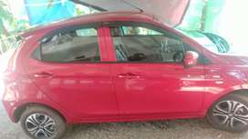 Neat less driven red tiago xzfor sale.good mileage