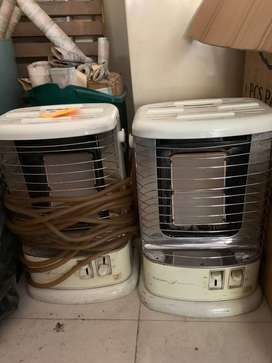 GAS HEATERS FOR SALE