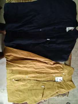Set of 2 shirts and 1 trouser