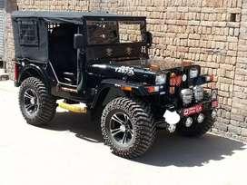 Modified new stylish jeep