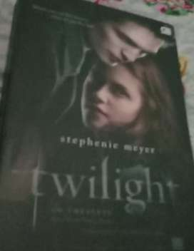 Novel Twilight Saga original
