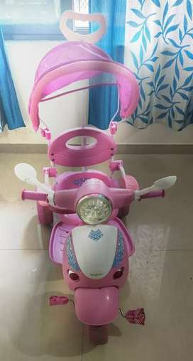 Babybee Tricycle for kids (Pink Colour)