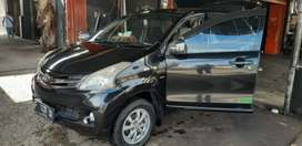 Avanza 2012 hitam