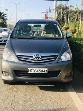 Toyota Innova 2012-2013 2.5 G (Diesel) 7 Seater BS IV, 2009, Diesel
