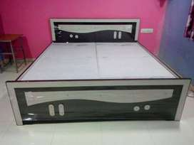 Brand New Double bed With Storage with Folding